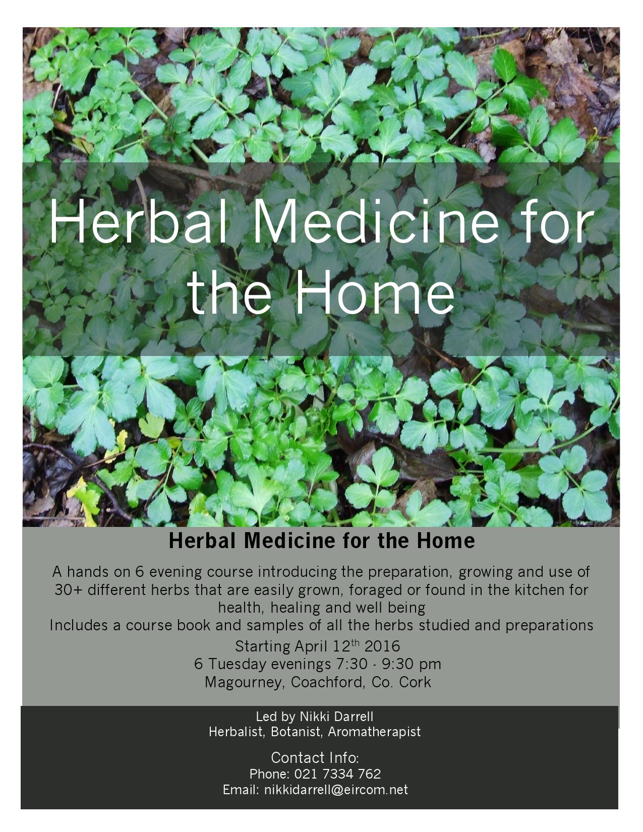 Herbal Medicine for the Home flyer pdf_000001